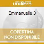 Emmanuelle 3 cd musicale