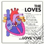 Loves - Love You cd musicale di Loves