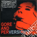Desecration - Gore And Perversion 2 cd musicale di Desecration