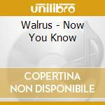 Now you know cd musicale