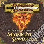 Midnight Syndicate - Dungeons&dragons cd musicale