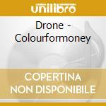 Colourformoney cd musicale