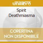 CD - MIASMA - SPIRIT DEATH cd musicale di MIASMA