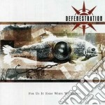 Defenestration - For Us It Ends When We Drown cd musicale di DEFENESTRATION