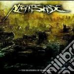 Nightshade - The Beginning Of Eradication cd musicale di NIGHTSHADE
