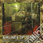 Blood line express cd musicale di AIRLINES OF TERROR