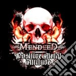 POSITIVE METAL ATTITUDE                   cd musicale di MENDEED
