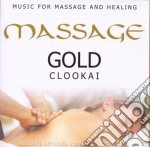 Massage gold 10 cd musicale di CLOOKAI
