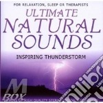 Inspiring thunderstorm cd musicale di Sounds Natural