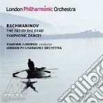 L'ISOLA DEI MORTI, DANZE SINFONICHE cd musicale di Sergei Rachmaninov