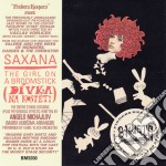Saxana-the girl on a... cd musicale di Angelo Michajlov