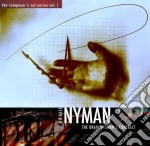 THE DRAUGHTSMAN'S CONTRACT (O.S.T.) cd musicale di Michael Nyman