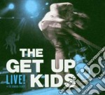 The Get Up Kids - The Get Up Kids Live cd musicale di The get up kids