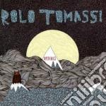 HYSTERICS cd musicale di ROLO TOMASSI