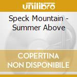 Summer above cd musicale di Mountain Speck