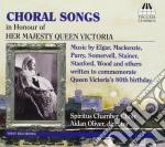 Opere Corali In Onore Di Sua Maestà, Regina Vittoria  - Oliver Aidan Dir  /spiritual Chamber Choir cd musicale