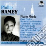 Musica per pianoforte, vol.1 (1961-2003) cd musicale di Phillip Ramey