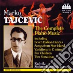 The complete piano music cd musicale