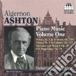 Ashton Algernon - Opere Per Pianoforte, Vol.1 cd musicale di Algernon Ashton