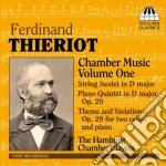 Thieriot Ferdinand - Musica Da Camera, Vol.1 cd musicale di Ferdinand Thieriot