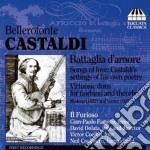 BATTAGLIA D'AMORE                         cd musicale di Bellerofont Castaldi