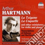 La tzigane, la coquette and other miniat cd musicale