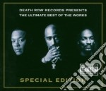 2PAC / DR. DRE /  SNOOP DOGGY DOG - THE ULTIMATE BEST OF cd musicale di ARTISTI VARI
