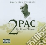 Death Row Present: 2pac - the Prophet Returns cd musicale di 2 PAC