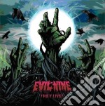 They live cd musicale di Nine Evil