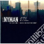Michael Nyman - Six Celan Songs cd musicale di Michael Nyman