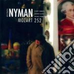 Michael Nyman - Mozart 252 cd musicale di Michael Nyman