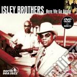 HERE WE GO AGAIN                          cd musicale di Brothers Isley