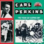(LP VINILE) Put your cat clothes on lp vinile di Carl Perking