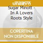 In a lovers roots style cd musicale