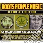 ROOTS PEOPLE MUSIC                        cd musicale di Artisti Vari