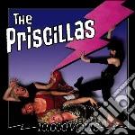 Priscillas - 10,000 Volts cd musicale di PRISCILLAS