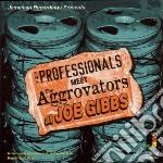 (LP VINILE) LP - PROFESSIONALS        - Meet The Aggrovators AtJoe Gibbs lp vinile di PROFESSIONALS
