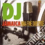 (LP VINILE) Inna fine dub style lp vinile di Jamaica Dj