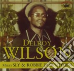 Delroy Wilson - Meets Sly And Robbie Downtown cd musicale di Delroy Wilson