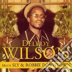 (LP VINILE) MEETS SLY AND ROBBIE DOWNTOWN lp vinile di Delroy Wilson