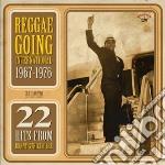 Reggae going international 1967-1976 cd musicale di Bunny