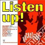 Listen up! - rocksteady cd musicale di Artisti Vari