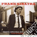(3cd) three original hit albums cd musicale di Frank Sinatra