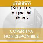 (3cd) three original hit albums cd musicale di Tony Bennett