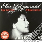 (3cd) the cole porter & rodgers and hart cd musicale di Ella Fitzgerald
