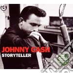 (3cd) storyteller cd musicale di Johnny Cash