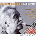 (3cd) bonhomme: 6 original albums cd musicale di Georges Brassens