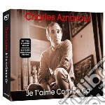 (3cd) je t'aime comme ca cd musicale di Charles Aznavour