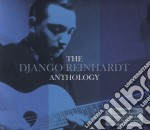 (3cd) anthology cd musicale di Django Reinhardt