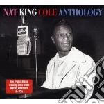(3cd) anthology cd musicale di Cole nat king